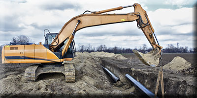 construction equipment leasing