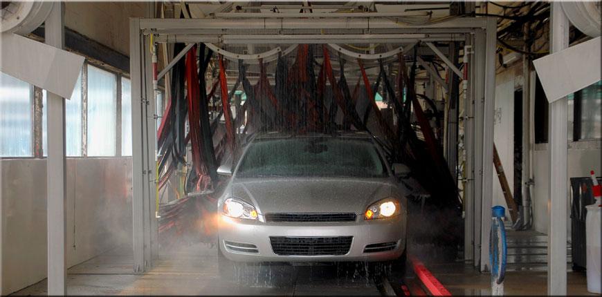 Car wash equipment leasing
