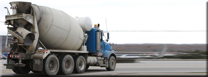 Concrete Mixer Truck Leasing