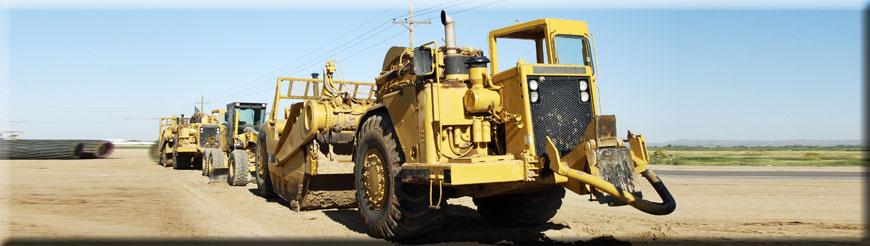 Heavy Construction Equipment Leasing