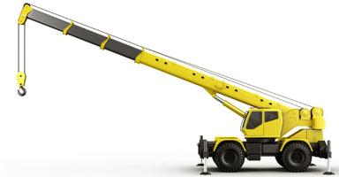 Crane-Carrier-Hydraulic