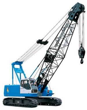 crawler-hydraulic-crane